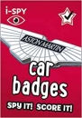 i-SPY Car badge