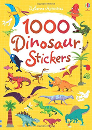 1000 Dinosoaur Stickers