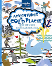 Adventures in Cold Places, Activites and Sticker Books