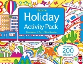 Holiday Activity Pack (Usborne Activity Packs)