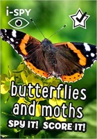 i-SPY Butterflies and moths
