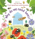 Why Do We Need Bees? (Lift-the-Flap First Questions and Answers)