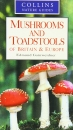 Mushrooms and Toadstools of Britain & Europe (Collins Nature Guides)