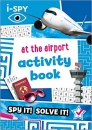 i-SPY At the Airport Activity Book