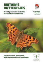 Britain's Butterflies Edition 4: A Field Guide to the Butterflies of Great Britain and Ireland