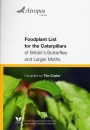 Foodplant List for the Caterpillars of Britain's Butterflies and Larger Moths