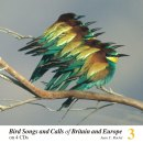 Vol 3: Cuckoos to hippolais warblers