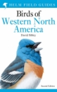 Field Guide to the Birds of Western North America: Edition 2