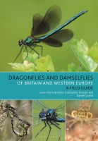 Dragonflies and Damselflies of Britain and Western Europe: A Field Guide