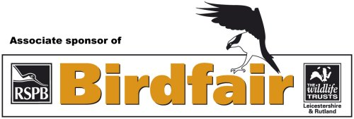 Associate sponsors of Birdfair
